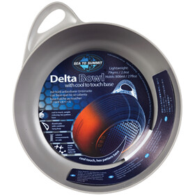 Sea to Summit Delta Bowl grey